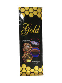 Голд Варроа 'Gold Varroa strips'  (тимол 30% - 10 пластин)
